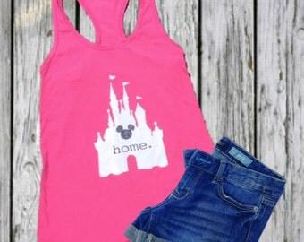 "Shop ""disney home shirt"" in Girls' Clothing"