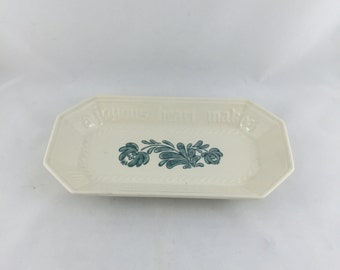 Vintage Pfaltzgraff Yorktown Bread Platter