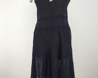 Hand Sewn Vintage 1930s Negligee