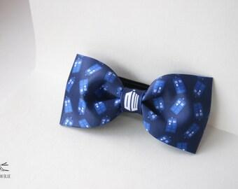 Bow tie Doctor Who Tardis
