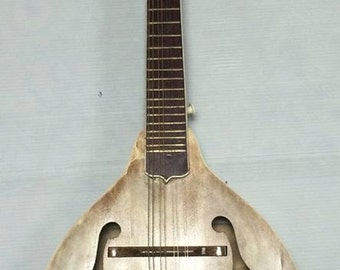 Handmade Electric Mandolin