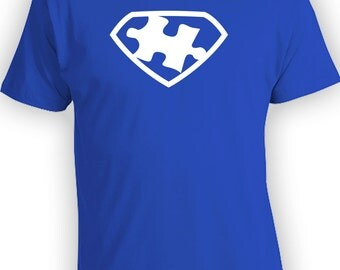 Stronger Than Steel - Autism Awareness Strength Shirt for Men Women Youth, Family Shirts. Tops and Tees. CT-024