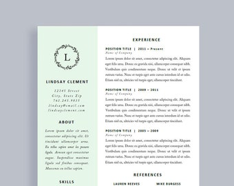 the best resume templates for creative by polishedresumedesign