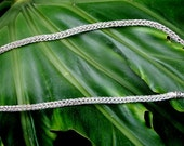 Viking weave necklace (Silver)