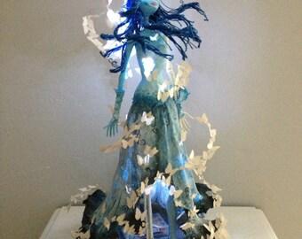 Sculpture- Corpse Bride- Emily
