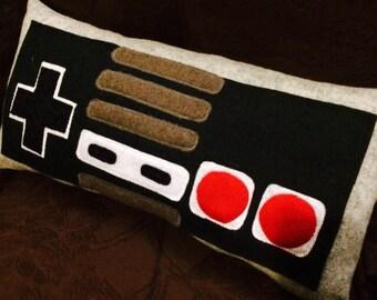 NES controller cushion