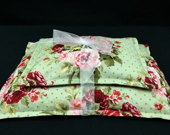 Heating Pad Set, Microwave Heat Packs, Corn Bags, Massage Therapy, Hot Cold Therapy Packs, Gift for Gardener, Relaxation Gift Set