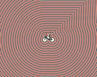 Op Art Bike