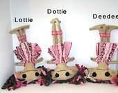 Cute little cloth doll