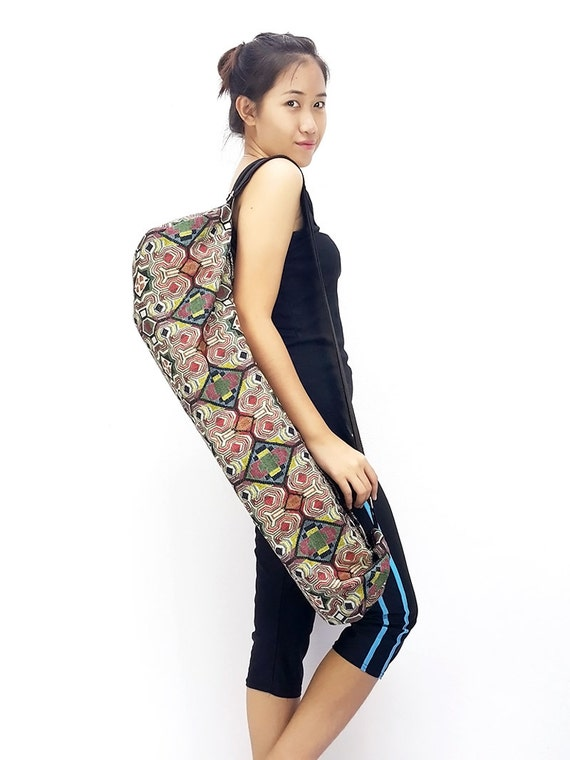 Handmade Yoga Mat Bag Yoga Bag Sports Bags Tote Sling bag