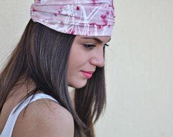 Cotton Headband, Ivory Headband, Bandana Headband, Elastic Headband, Fitness Headband, Vintage Headbands, Turban Headband, Womens Turban