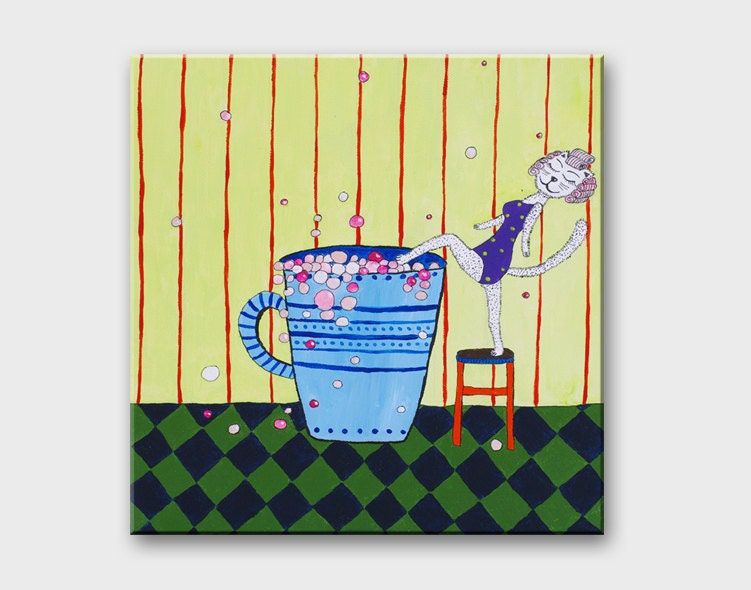Bathroom Art Funny Home Decor Zoom