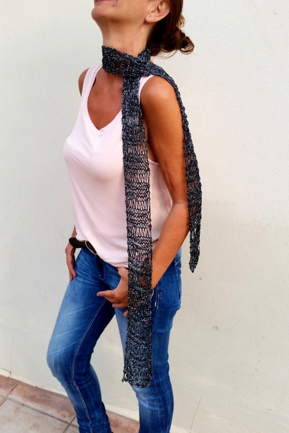 black scarf thin scarves scarves by