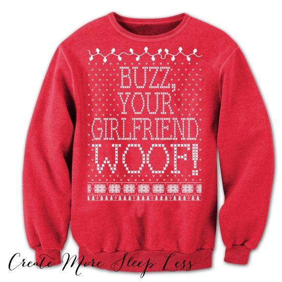 Buzz Your Girlfriend Woof