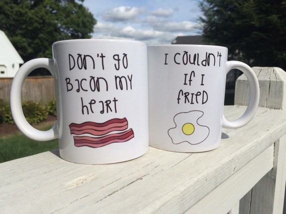 Don T Go Bacon My Heart: Don't Go Bacon My Heart/ I Couldn't If I Fried/funny
