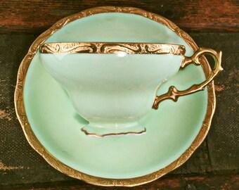 Teacup Candle - Custom Scent and Color - Chubu - The Bardot