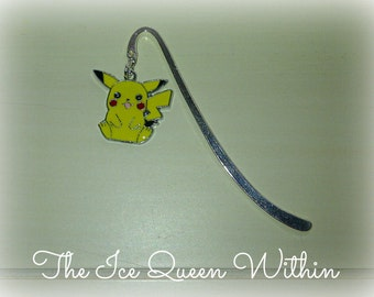 Pokémon Pikachu bookmark