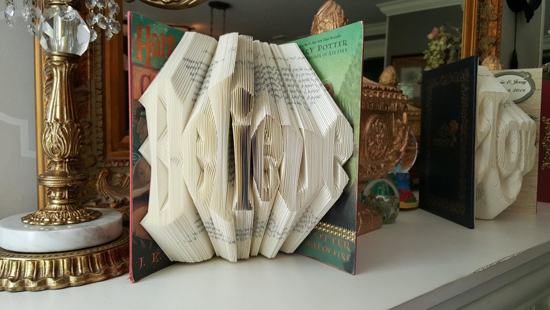 Harry Potter Book Art Hogwarts Harry Potter Fo...