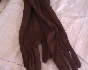 ladies evening gloves