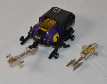 Bombshell complete G1 insecticonTransformer Hasbro 1985