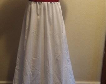 Jane Austen Regency Style Costume Dress 6/8 women