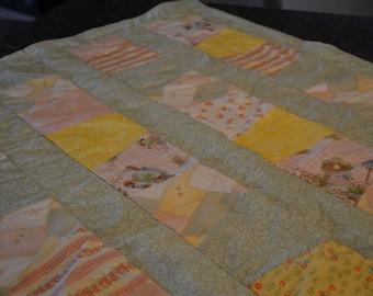 Baby Girl Quilt blanket
