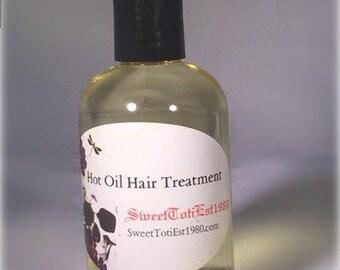 Sweet Toti Est. 1980 Hot Oil Hair Treatment