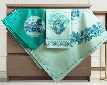 ENGLAND table cloths