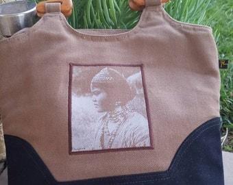 Masterre people of the Philippine cordillera bag