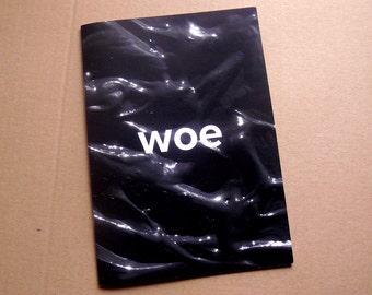 WOE- zine by Wojciech Popiel