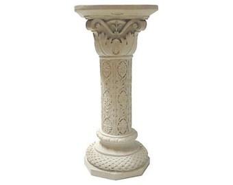 Moorish Pedestal Display or Plant Stand