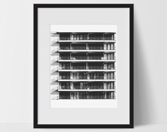 Wall Art, Architecture Art, Architecture Decor, Architect, 8x10, Abstract, Home Decor, Wall Decor, Black and White, Photography