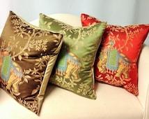 """Decorative Pillow with Down Insert, 20x20"""", From designer fabrics; Kravet-Duralee-Fabricut-Trend-Robert Allen"""