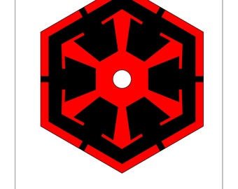 Sith Helmet Stand
