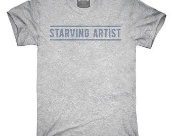 Starving Artist T-Shirt, Hoodie, Tank Top, Sleeveless