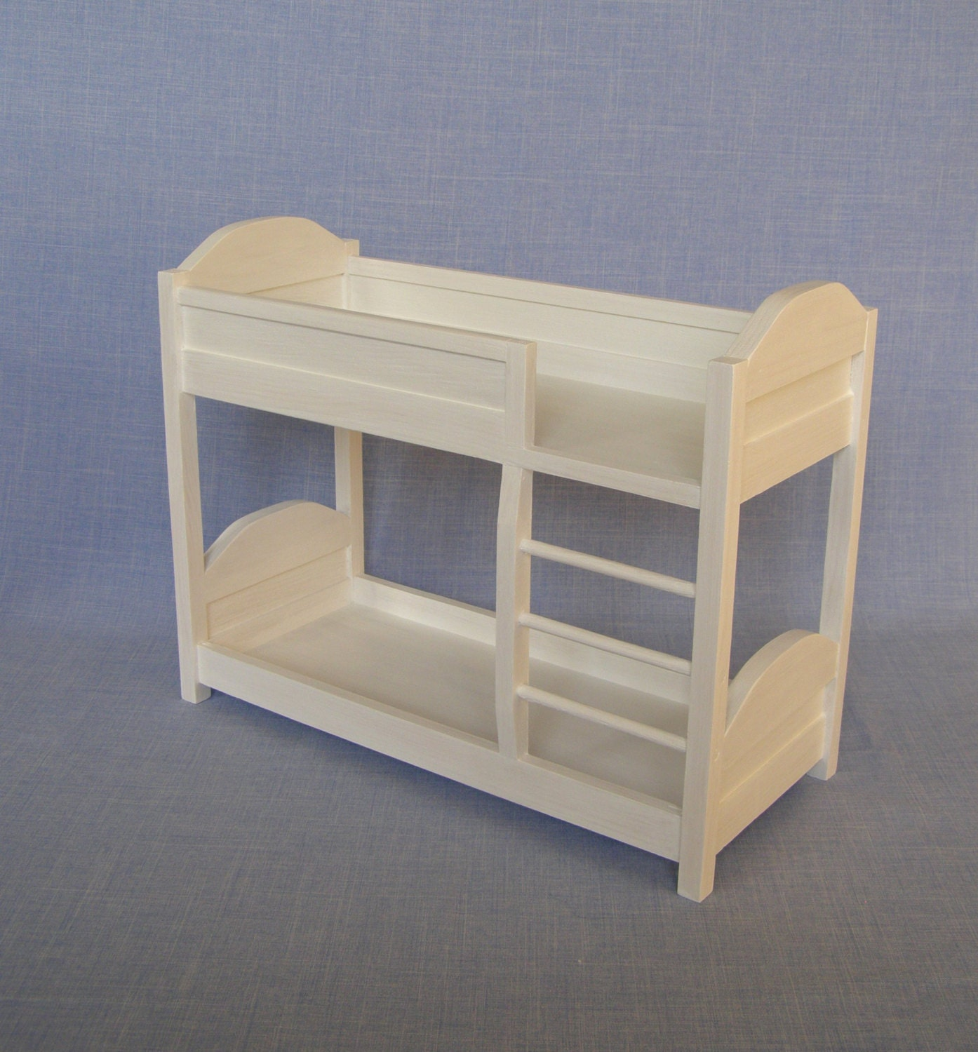 Bunk Bed For 12 Inch Doll 1 6 Scale Bedroom By Furniturefordolls