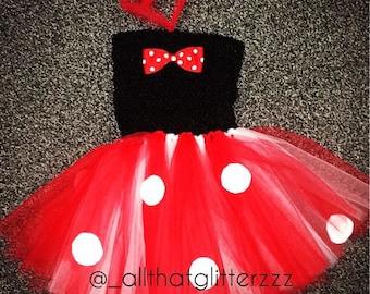 Classic Minnie Tutu Dress
