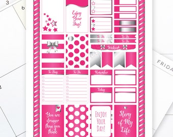 ... pro printable planner stickers for mambi happy planner $ 2 27 usd