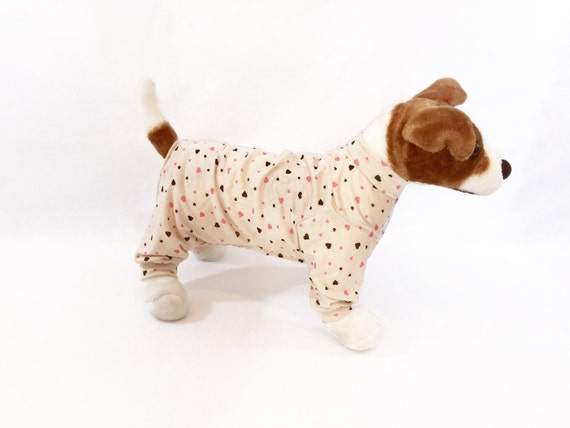 Dog Pajamas Dog Pajama Dog Onesie Dog PJs Dog Clothes