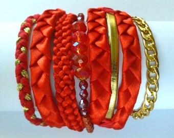 Bracelet cuff Brazilian