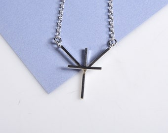 Structure necklace F