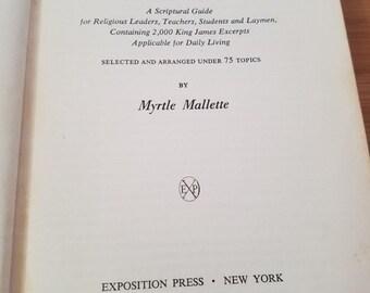 Bible Highlights Book 1955