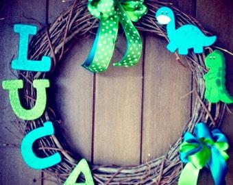 Children's Bedroom Door Wreath