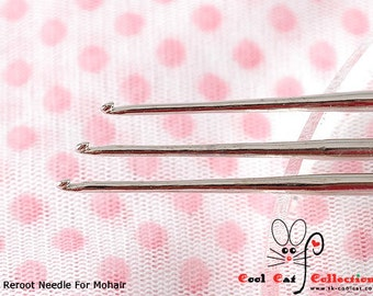 Y73.Reroot Needle For Mohair(1pc)/ Blythe Pullip DIY Tool / Tailor