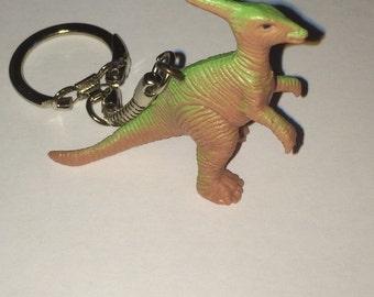 Dino keychains