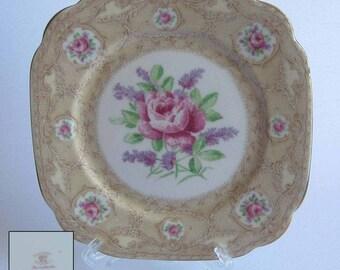 Royal Albert DEVONSHIRE LACE Bone China Salad Plate
