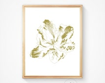 Botanical print, Poppy art, Poppy print Wall art, Botanical art Poppy wall print Poppy, Flower print, Art, wall decor, Wall art, Art print
