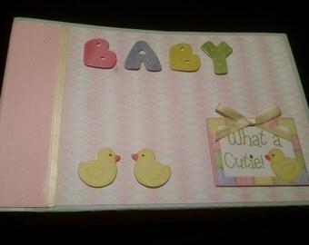 Baby Photo Pocket Album