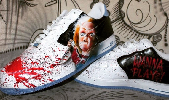 custom nike air force ones shoes
