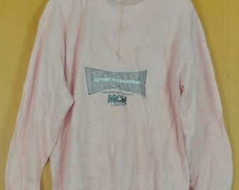 Vintage MCM t shirt Mode Creation Munchen Large Size